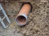 Vízvezeték rekonstrukciós munkák a kerületben