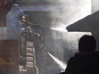 Kigyulladt egy lélegeztető gép Oroszországban